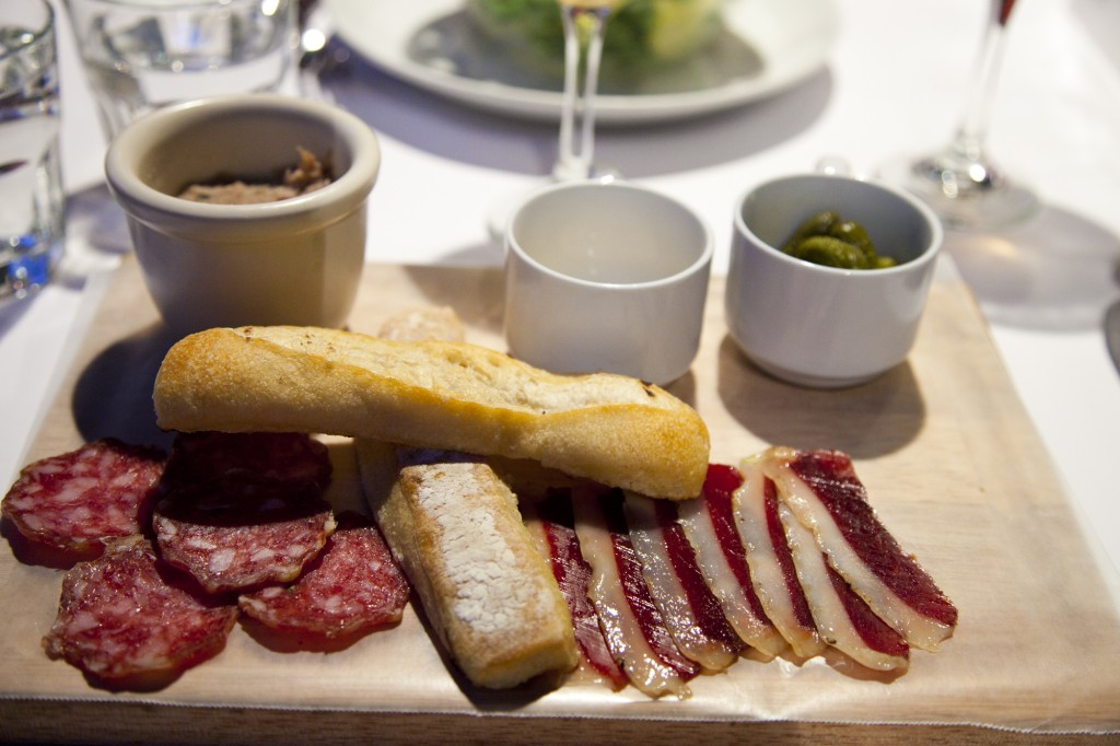 Charcuterie at Casimir